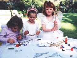 Fairy Wand craft party