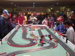 Slotrix (slot car racing)